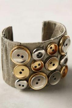 Gil: BOTÕES, no artesanato, arte reinventando novas formas de utiliza-los