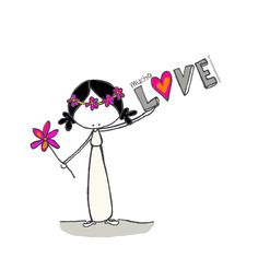 Live with Love. Love your Life. Love the Life you live. Live the Life you Love. (Vive con amor. Ama tu Vida. Ama la Vida que vives. Vive la Vida que tú amas) Muuuucho, mucho Love: Eeeeeeegunon mundo!!