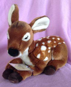 Webkinz Signature Deer New with sealed tags #Webkinz