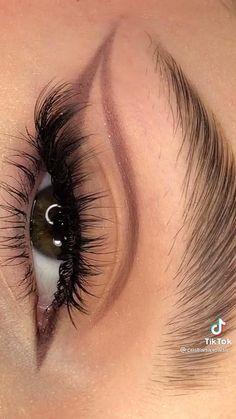 Edgy Makeup, Grunge Makeup, Eye Makeup Art, Cute Makeup, Hair Makeup, Makeup Tutorial Eyeliner, Eyeliner Ideas, Eye Makeup Designs, Creative Eye Makeup