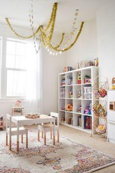 Stunning kids playroom  #play #playroom #decor #kids #indoorplay
