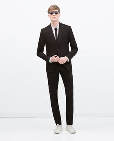 Image 2 of COMFORTABLE SUIT from Zara