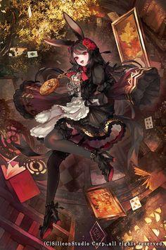 Gyakushuu no Fantasica (Fantasica) Mobile Wallpaper - Zerochan Anime Image Board Anime Angel, Dark Anime, Kawaii Anime Girl, Anime Art Girl, Gothic Anime Girl, Anime Girls, Fantasy Girl, Manga Girl, Fanarts Anime
