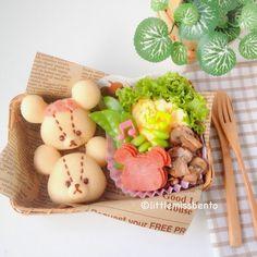 The Bear School Cake Bento recipe