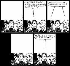 Quino | Mafalda y Guille