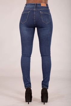 Niki Mid Waist Faded Classic Jeans – Lusty Chic Orange Jeans, Green Jeans, Blue Jeans, High Waisted Black Jeans, High Waist Jeans, Faded Jeans, Denim Jeans, Skinny Fit Jeans, Denim Fabric