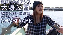 Hanging Out in Fukuoka City's Ohori Park ★ 福岡市のオアシスー大濠公園!​