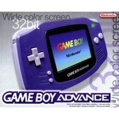 Nintendo Game Boy Advance - Indigo You're want to buy Nintendo Game Boy Advance - Indigo ?Yes..! You comes at the right place. You can get special price for Nintendo Game Boy Advance - Indigo. You can choose to buy a product and Nintendo Game Boy Advance - Indigo at the Best Price Online with Secure Transaction Here...Customer Rating:  Read More Details