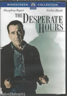 THE Desperate Hours DVD 2013 Starring Humphrey Bogart | eBay