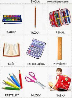 Pro Štípu: Komunikační obrázky Montessori Materials, Preschool Worksheets, Pictogram, English Vocabulary, Colouring Pages, Card Games, Crafts For Kids, Language, Album