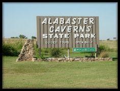 Alabaster Caverns State Park, Oklahoma