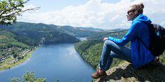 Ausblicke und Augenblicke am Hohenwarte Stausee | Thüringen Blog