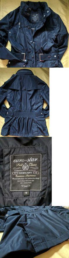 Jackets 47268: New Eurostar Rain Jacket. Waterproof Coat. Small Sm Euro-Star, No Tags $200 Mint -> BUY IT NOW ONLY: $95 on eBay!
