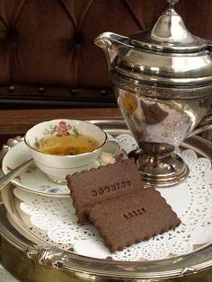 Downton Abbey~Tea Cookies