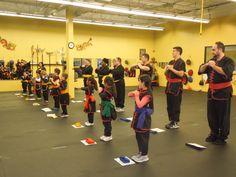 Moving up to the next level. New belts and new material ahead. Another step closer to black belt. #kungfu #martialarts #farmingdale #longisland #fitness #selfdefense #blackbeltattitude #lamapai
