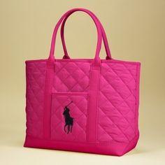 Polo Diaper Bag