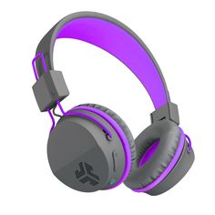 no strings needed, these Neon Bluetooth Wireless On-Ear Headphones will keep you rocking without the hassle of wires for over 13 hours! Let's #ROCKITOUT | JLab Audio