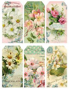 Lilac & Lavender: Printable: