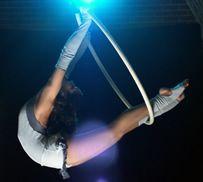Fotos de artistas de circo