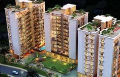 Property in Indirapuram is being valued by customers as the Flats in Indirapuram enjoy the closeness to Delhi and Noida.