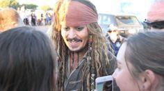 Johnny Depp Gets Quandong Jam