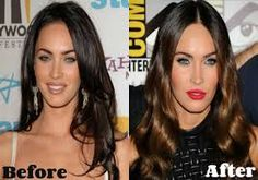 megan fox before and after plastic - Buscar con Google