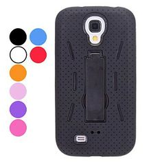 2 in 1 Dismountable Multilayer Protective Case Cover with Stand for Samsung Galaxy Samsung Galaxy S4 Cases, Samsung Tabs, Tablet Cover, Samsung Mobile, Fashion Branding, Iphone Case Covers, Protective Cases, Smartphone, Personalized Items
