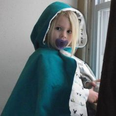 Custom Cape from B's Bounty for $30.00 Base price.  Adult sizes, available!