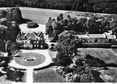 Frankreich - CPSM ARZANO - Château de Kerlarec et ses dépendances