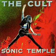 "The ""Sonic Temple"" is one of the greatest Rock albums ever produced. The Sonic, Hard Rock, Rock N Roll, Temple, The Past, Cover, Movie Posters, Art Work, Albums"