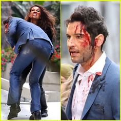 Remember that epic fight scene between Lucifer and Maze?