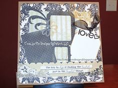 Quick Quotes make 'n take at Valley Forge PA Creating Keepsakes Convention - page 1 instant scrapbook baby's first year