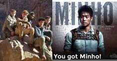 You got Minho! | Maze Runner Boyfriend