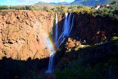 Visite des cascades d'Ouzoud