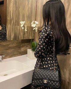 Cute Outfits With Jeans, Cute Casual Outfits, Girl Photo Poses, Girl Photos, Blackpink Fashion, Fashion Outfits, Flower Fashion, Look Kylie Jenner, Madison Beer Outfits