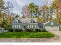 Traditional Exterior of Home in Kennebunk, ME | Zillow Digs