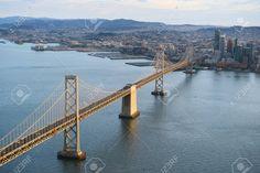 sf bay bridge aerial - Google Search Golden Gate Bridge, Google Search, Travel, Viajes, Destinations, Traveling, Trips