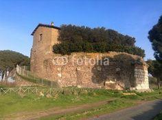 Casal Rotondo sull'Appia Antica