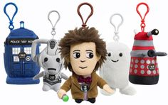 Doctor Who – Mini Talking Eleventh Doctor Plush