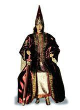 Tomiris, Saka warrior queen, ca. 500BC