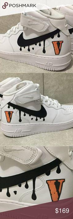 Nike Air force one custom Brand new nike air force one custom with box Nike Shoes