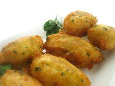 Bollitos de bacalao y patata