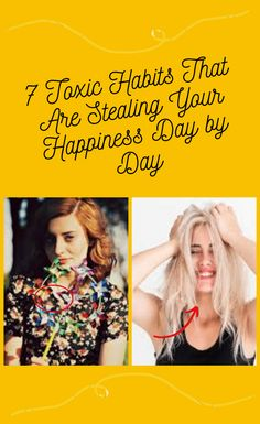 7 Toxic Habits That Are Stealing Your Happiness Day by Day Christian Women, Good News, Halloween Horror, Halloween Diy, Black Friday, Lazy, Weird, Meme, Happiness