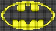 Alpha Friendship Bracelet Pattern #16759