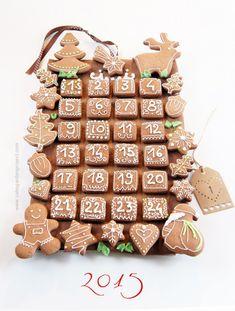 New Cookies Decorated Christmas Desserts Ideas Christmas Cookies Gift, Christmas Biscuits, Christmas Dishes, Christmas Snacks, Christmas Cooking, Christmas Gingerbread, Noel Christmas, Ideas Decoracion Navidad, Fancy Cookies