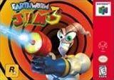 Earthworm Jim 3D - N64 Game