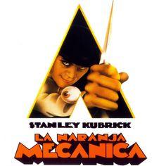 La naranja mecánica (1971) Reino Unido. Dir: Stanley Kubrick. Drama. Thriller psicolóxico. Películas de culto - DVD CINE 40