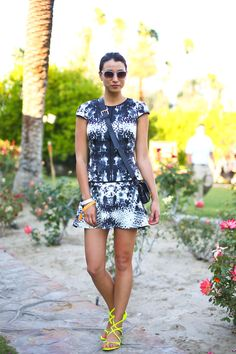 We rounded up this weekend's best Coachella looks, see them all here.