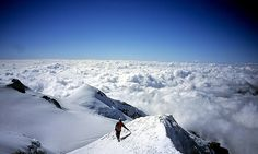 Inspection of the Lyskamm 5 by Alpine Light & Structure, via Flickr