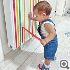 Развивающие игрушки «из ничего» - Игры и развитие детей от 1 до 3 лет